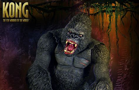 Carl and ann's new love, jack driscoll must travel through the jungle looking for kong and ann, whilst avoiding. Throwback Thursday: When Kong Was King