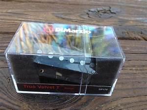 Dimarzio True Velvet T Telecaster Bridge Lead Pickup Dp 178
