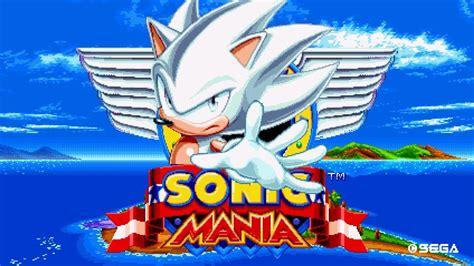 sonic mania mods ultra instinct modern sonic