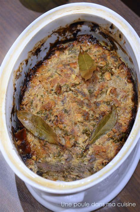 brousse cuisine terrine de canard noisettes pistaches cuisine bien être