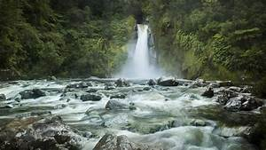Waterfall, Hd, Wallpaper