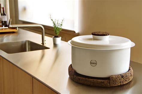 composteur cuisine tentez le compost dans votre cuisine avec bono