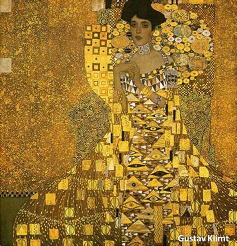 La Klimt - misturas ao acaso gustav klimt