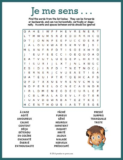 fabulous french word search games  improving vocabulary