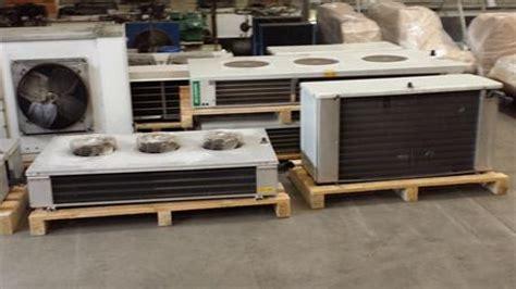 groupe frigorifique pour chambre froide occasion groupe froid avec évaporateur bitzer gea à 2500