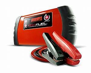 Schumacher Sl1 Red Fuel Lithium Ion Jump Starter