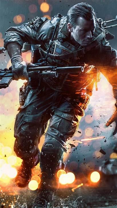 Fire Gun Soldier Battlefield Android 4k Pc
