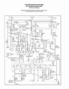 Wiring Diagram  32 2001 Ford Windstar Cooling System Diagram