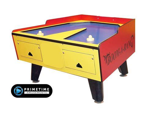 tornado foosball table dimensions boom a rang air hockey table coin op primetime amusements