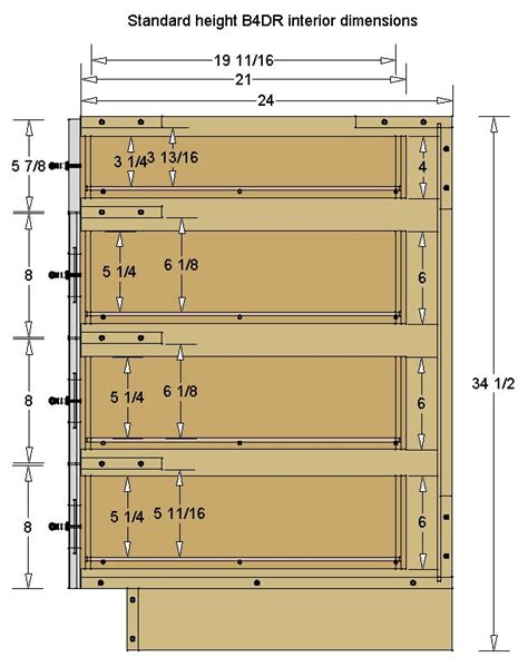 how do you measure for new kitchen cabinets standard kitchen cabinet drawer height savae org