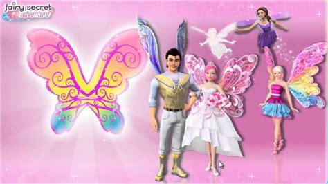 barbie  fairy secret full   english cartoons
