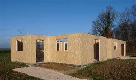 construire sa maison en bois images