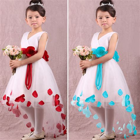 2015 new year baby girl dresses eudora dress with bow unique and 3 10 years summer dresses 2015 new party dress kids