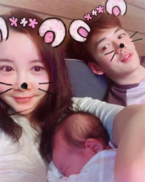 스포츠한국이용대♥변수미 딸과 함께한 행복 일상비주얼 부부
