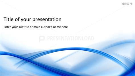 presentationload abstrakte welle