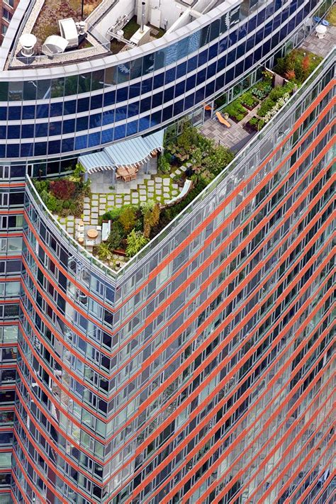 Dachgärten New York dachg 228 rten new york in f 252 nfter dimension gardens park