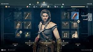 Assassin's Creed Odyssey inventory: how to get the best ...