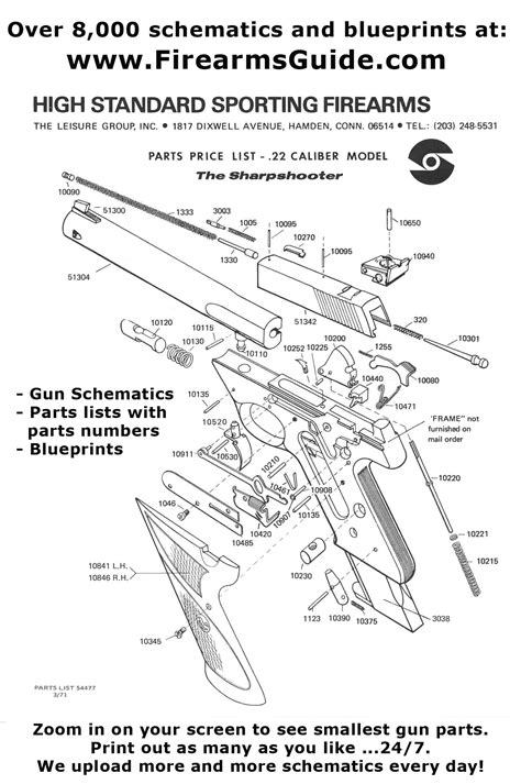 Over Printable Gun Schematics Diagrams