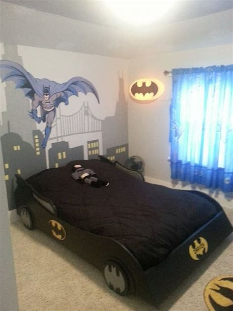 batmobile toddler bed can you say kage size batmobile bed by