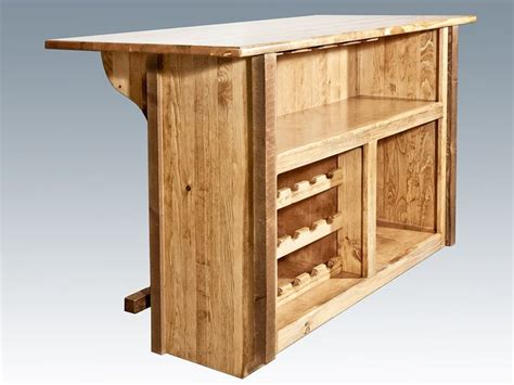 wood bar plans  woodworking projects plans