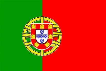 Portugal Flag Clip Clipart Svg Clker Vector