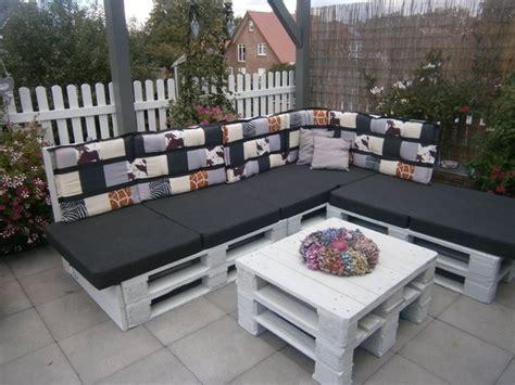 lounge möbel paletten bauidee paletten outdoor lounges an na haus und gartenblog