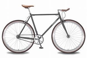 Single Speed Bikes : granite grey single speed bike fixed gear bicycles ~ Jslefanu.com Haus und Dekorationen