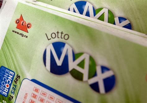 Lotto Max Numbers For Friday, December 29, 2017