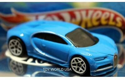 If we talk about the exterior features then it include adjustable headlights, power adjustable exterior rear view mirror, alloy wheels, centrally mounted. 2021 Hot Wheels HW Exotics '16 Bugatti Chiron Blue | eBay