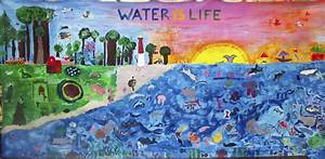 "National ""Water Is Life"" Mural and Art Challenge"