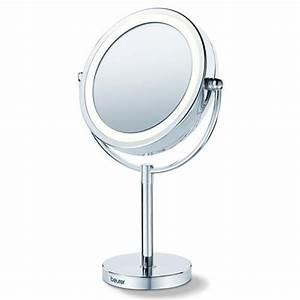 Kosmetikspiegel Zum Aufstellen : beurer kosmetikspiegel mit beleuchtung bs69 ebay ~ Indierocktalk.com Haus und Dekorationen