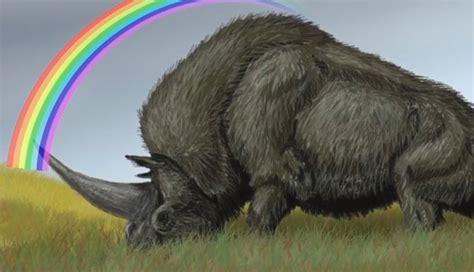 siberian unicorn fossil discovered  kazakhstan