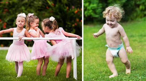 3 Picture Perfect Daughters 2 Naked Sons—and 1 Mom Whos