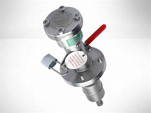 Tav Atex Certified Vertical Float Switch With Manual Check