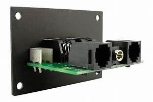 Nce Connection Panel For 5amp Systems  Rj12 Type   524222