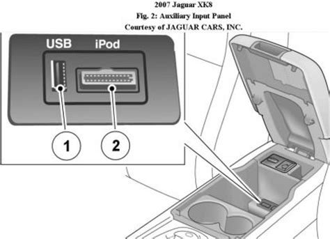 Can You Add A Usb To A Car Stereo - 2007 jaguar xk8 can t use my satellite radio ack