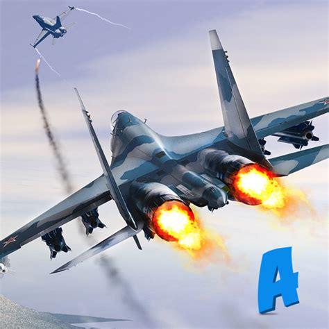 Avión De Combate Flight Simulator