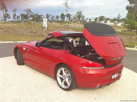 Review Bmw Z4 by Bmw Z4 Sdrive35is Review Caradvice