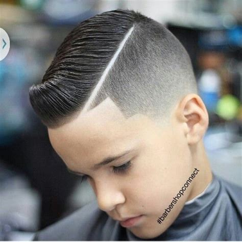 mohawk fade hairstyles  year
