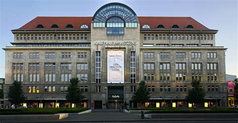 Kadewe Shopping by Kadewe Shopping In Charlottenburg Berlin