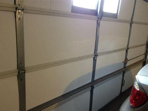 garage door insulation matador garage door insulation matador garage door