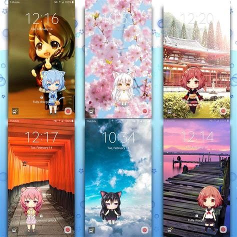 Lively Anime Live Wallpaper - lively anime live wallpaper apk free comics app