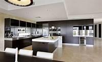 lovely larget kitchen plan Beautiful Contemporary Kitchen Design Idea #2020 | Latest ...