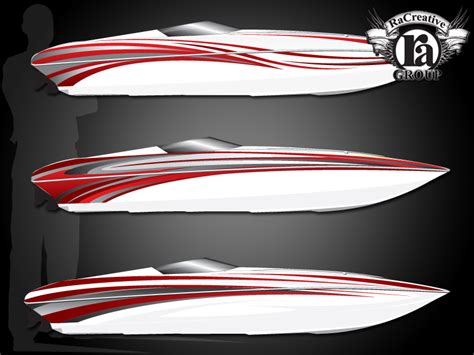 Boat Graphics by Boat Graphics Racreative