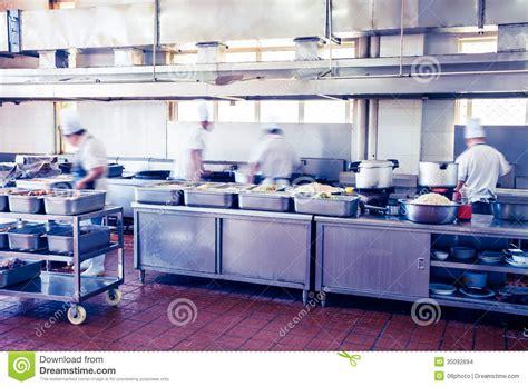 chinois pour cuisine cuisine d 39 un restaurant chinois images stock image 35092694