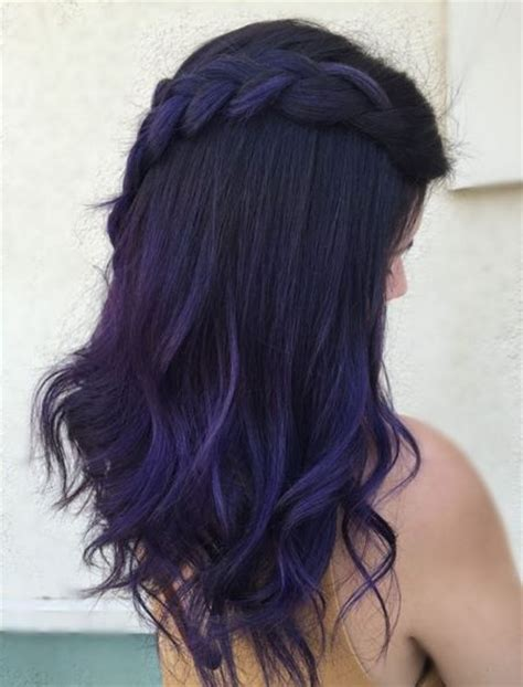 purple hair color for hair 35 bold and provocative purple hair color ideas