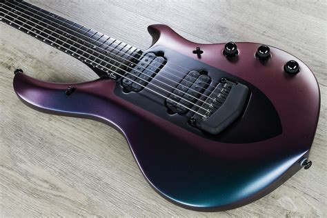 The majesty is quite literally my dream guitar, the shape is amazing, versatility soundwise seems awesome, and they look stunning, so i would love to get it. Ernie Ball Music Man John Petrucci Majesty 7-String ...