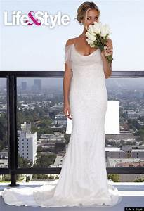 Kristin Cavallari Poses In Wedding Gowns Days Before ...