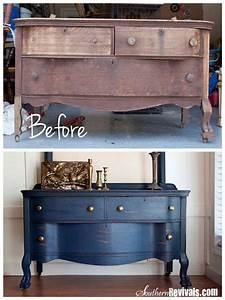 meuble en bois repeint avant apres 8 bricobistro With meuble repeint avant apres