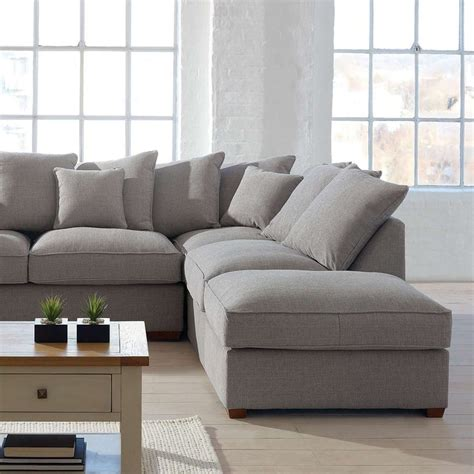 grosvenor scatter  corner sofa dunelm living room